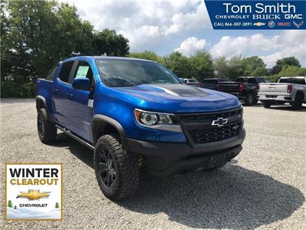 2019 Chevrolet Colorado ZR2 (Stk: 190590) in Midland - Image 1 of 8