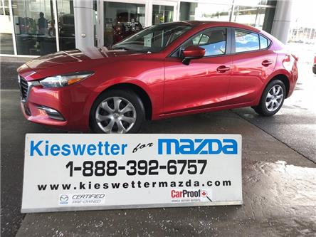 2018 Mazda Mazda3 GX (Stk: 36121A) in Kitchener - Image 1 of 25