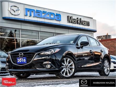 2016 Mazda Mazda3 GT (Stk: P1930) in Markham - Image 1 of 25
