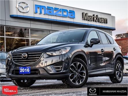 2016 Mazda CX-5 GT (Stk: N190844A) in Markham - Image 1 of 29