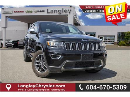 2017 Jeep Grand Cherokee Limited (Stk: EE910240A) in Surrey - Image 1 of 21