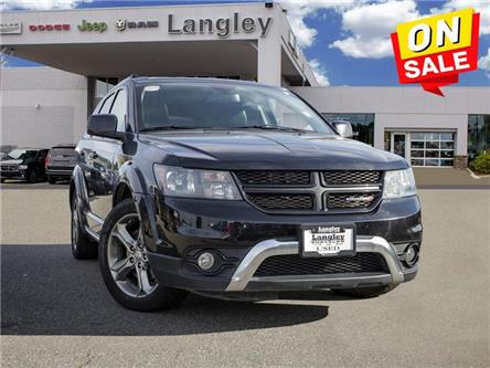 2017 Dodge Journey Crossroad (Stk: K607694A) in Surrey - Image 1 of 22