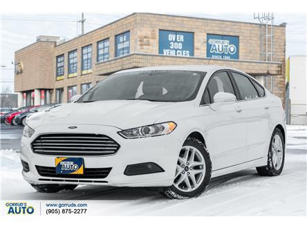 2015 Ford Fusion SE (Stk: 259306) in Milton - Image 1 of 18