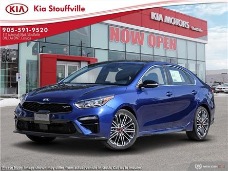2020 Kia Forte GT (Stk: 20071) in Stouffville - Image 1 of 23
