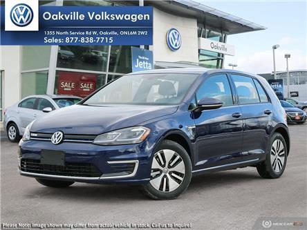 2020 Volkswagen e-Golf Comfortline (Stk: 21722) in Oakville - Image 1 of 10