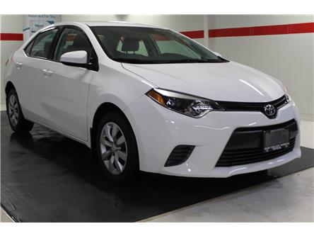 2016 Toyota Corolla LE (Stk: 300011S) in Markham - Image 2 of 18