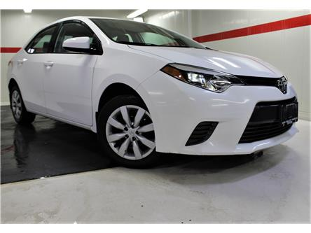 2016 Toyota Corolla LE (Stk: 300011S) in Markham - Image 1 of 18