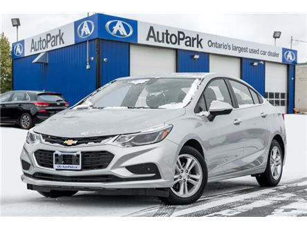 2018 Chevrolet Cruze LT Auto (Stk: 18-11982R) in Georgetown - Image 1 of 18