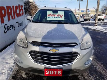 2016 Chevrolet Equinox 1LT (Stk: 19-818) in Oshawa - Image 2 of 15