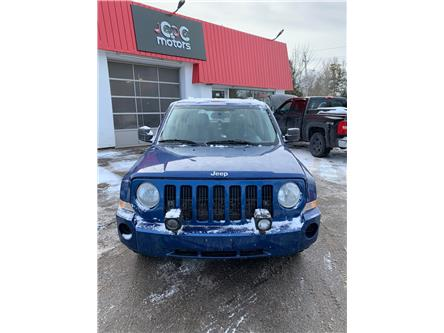 2010 Jeep Patriot Sport/North (Stk: ) in Cobourg - Image 1 of 13