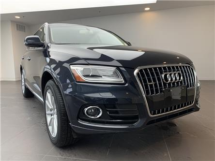 2017 Audi Q5 2.0T Technik (Stk: L9101) in Oakville - Image 1 of 21