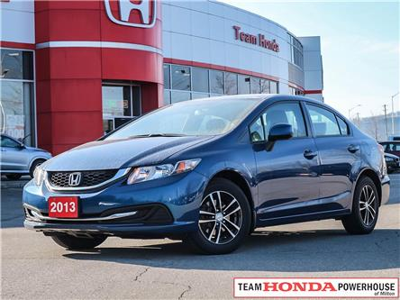 2013 Honda Civic LX (Stk: 19686A) in Milton - Image 1 of 21