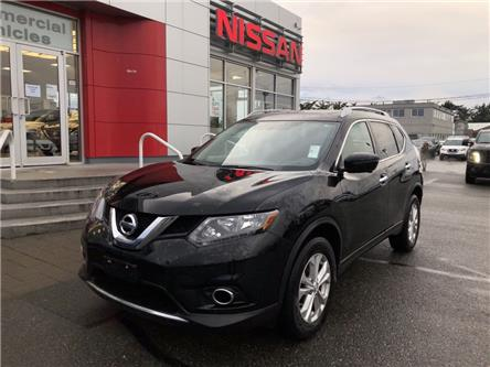 2016 Nissan Rogue SV (Stk: N19-0154P) in Chilliwack - Image 1 of 16