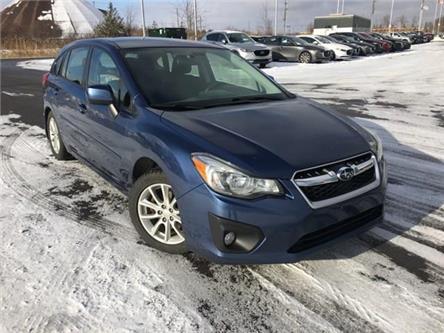 2013 Subaru Impreza 2.0i (Stk: 2416A) in Ottawa - Image 1 of 20