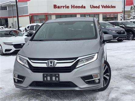 2018 Honda Odyssey Touring (Stk: U18265) in Barrie - Image 1 of 26