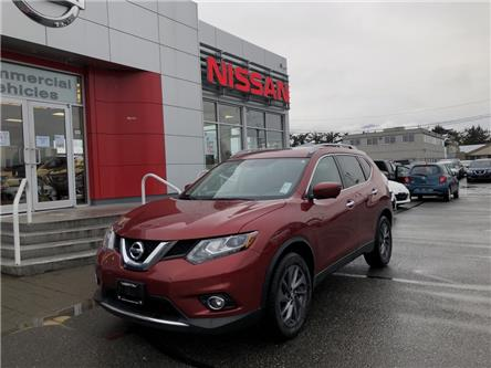 2016 Nissan Rogue SL Premium (Stk: N99-5793A) in Chilliwack - Image 1 of 17