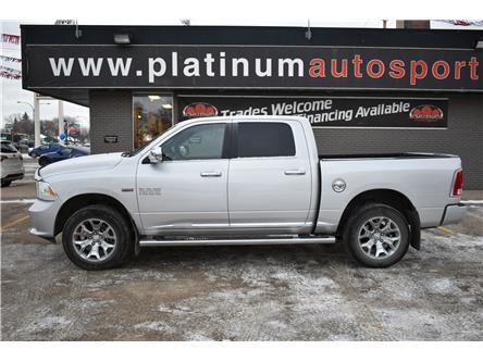 2016 RAM 1500 Longhorn (Stk: PA1015) in Saskatoon - Image 1 of 22