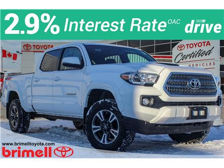 2017 Toyota Tacoma SR5 (Stk: 10067TB) in Scarborough - Image 1 of 25