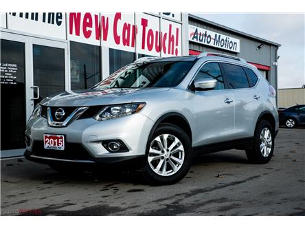 2015 Nissan Rogue  (Stk: 191406) in Chatham - Image 1 of 25