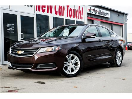 2015 Chevrolet Impala 1LT (Stk: 191390) in Chatham - Image 1 of 26