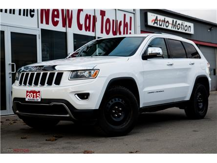 2015 Jeep Grand Cherokee Limited (Stk: 191396) in Chatham - Image 1 of 29