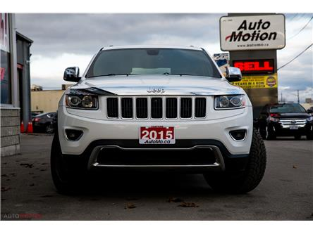 2015 Jeep Grand Cherokee Limited (Stk: 191396) in Chatham - Image 2 of 29
