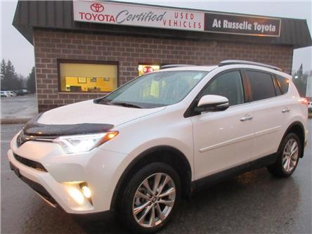 2018 Toyota RAV4  (Stk: U7512) in Peterborough - Image 1 of 23