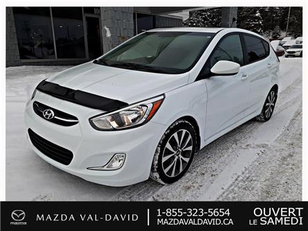 2017 Hyundai Accent  (Stk: 19503A) in Val-David - Image 1 of 23