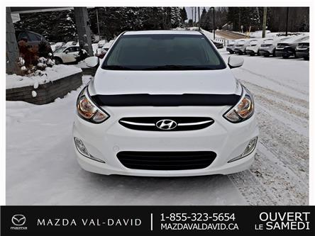 2017 Hyundai Accent  (Stk: 19503A) in Val-David - Image 2 of 23