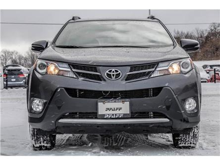 2015 Toyota RAV4 AWD XLE (Stk: H20222A) in Orangeville - Image 2 of 22