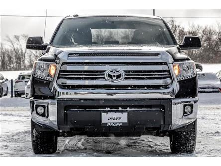 2017 Toyota Tundra 4x4 CrewMax SR5 Plus 5.7 6A (Stk: H20240A) in Orangeville - Image 2 of 21