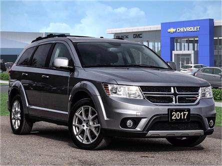 2017 Dodge Journey SXT (Stk: 352495A) in Markham - Image 1 of 29