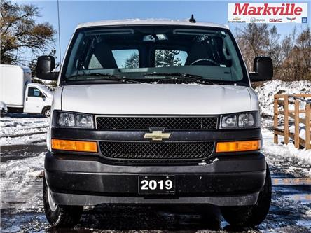 2019 Chevrolet Express GM CERTIFIED PRE OWNED- REGULAR CARGO 135 (Stk: P6397) in Markham - Image 2 of 25