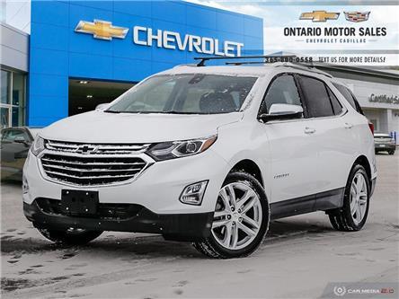 2019 Chevrolet Equinox Premier (Stk: 13124A) in Oshawa - Image 1 of 36