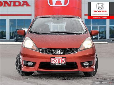 2013 Honda Fit Sport (Stk: 20539A) in Cambridge - Image 2 of 27