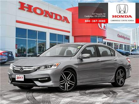 2017 Honda Accord Sport (Stk: 20278A) in Cambridge - Image 1 of 27