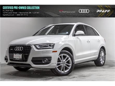 2015 Audi Q3 2.0T Technik (Stk: A12840A) in Newmarket - Image 1 of 22