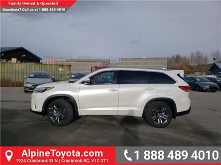 2019 Toyota Highlander Limited (Stk: S735865) in Cranbrook - Image 2 of 25