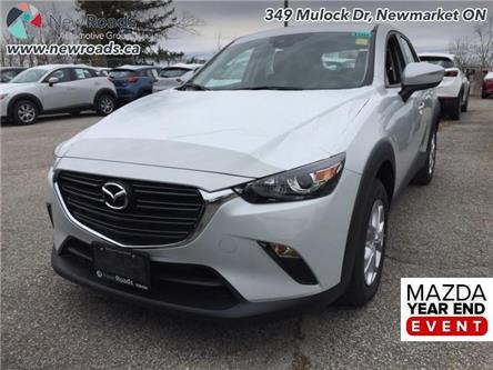 2019 Mazda CX-3 GS AWD (Stk: 40784) in Newmarket - Image 1 of 18