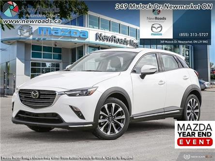2019 Mazda CX-3 GT (Stk: 40918) in Newmarket - Image 1 of 23