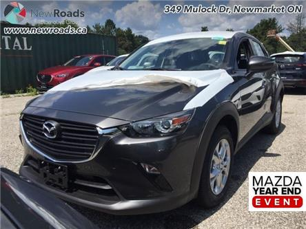 2019 Mazda CX-3 GS AWD (Stk: 41171) in Newmarket - Image 1 of 21