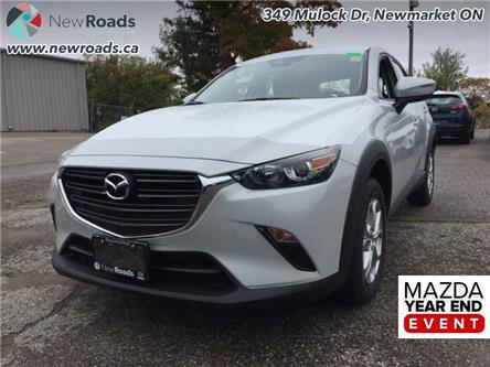 2019 Mazda CX-3 GS AWD (Stk: 41342) in Newmarket - Image 1 of 22