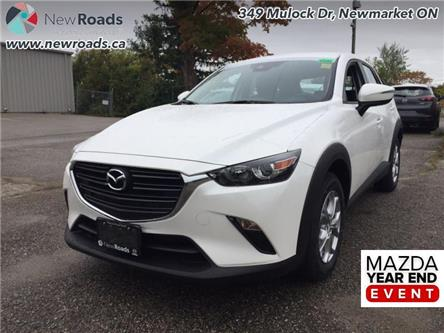 2019 Mazda CX-3 GS AWD (Stk: 41348) in Newmarket - Image 1 of 22