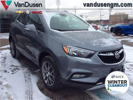 2019 Buick Encore Sport Touring (Stk: 194342) in Ajax - Image 1 of 16