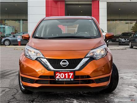 2017 Nissan Versa Note 1.6 SV (Stk: P7583) in Etobicoke - Image 2 of 25