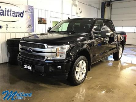 2018 Ford F-150 Platinum (Stk: 94047) in Sault Ste. Marie - Image 1 of 30