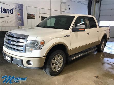 2014 Ford F-150 Lariat (Stk: FB4971) in Sault Ste. Marie - Image 1 of 30