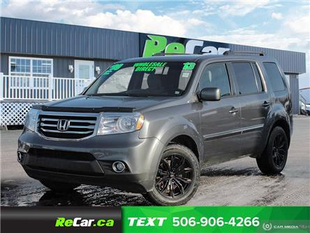 2013 Honda Pilot EX (Stk: 191309A) in Fredericton - Image 1 of 25