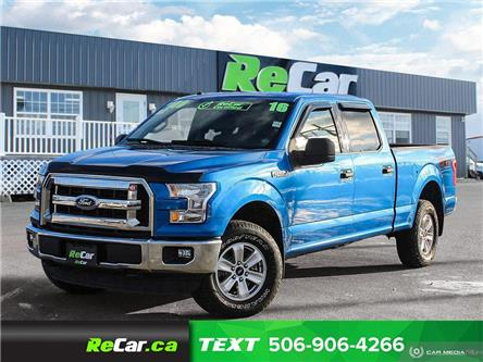 2016 Ford F-150 XLT (Stk: 191335A) in Saint John - Image 1 of 24