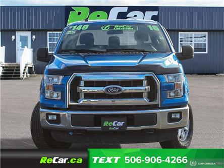 2016 Ford F-150 XLT (Stk: 191335A) in Saint John - Image 2 of 24